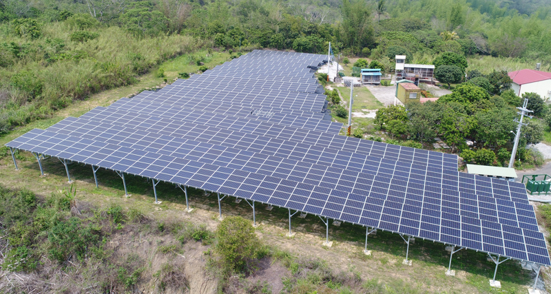 Qishan District, Kaohsiung City:365.80kW