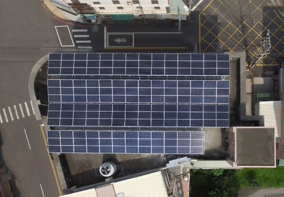 Taiping District, Taichung City:50.22kW