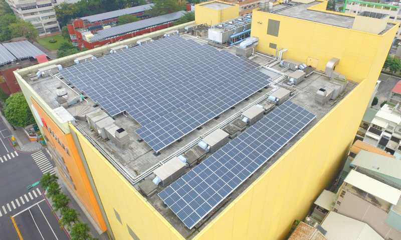 Pingtung City, Pingtung County:202.88kW