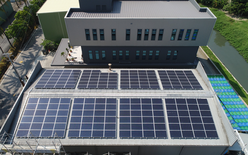 Daliao District, Kaohsiung City:58.90kW